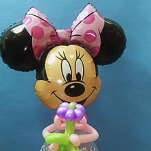 Минни Маус из шариков