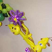 Жирафы из ШДМ
