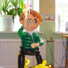 Гарри Поттер из шаров