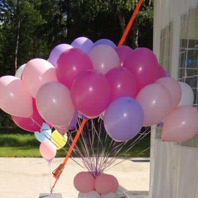 Изображение для Гелиевые шары пастель