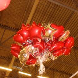 Изображение для Фольгированные шары 40 см